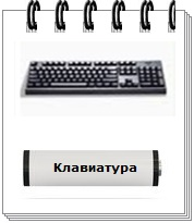 Battery keyboard