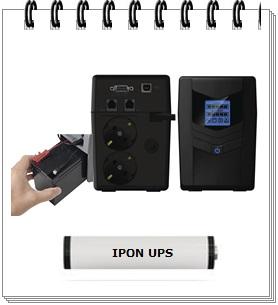 Battery IPON UPS
