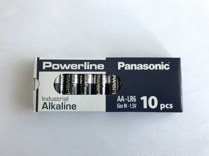 Panasonic LR6AD/B AA battery pack