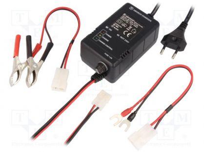 АВ-12.100 - 12 V / 1000 mAh - Зарядно у-во за оловно-киселинни акумулато