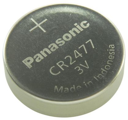 PANASONIC CR-2477 - 3V / 1000 mAh