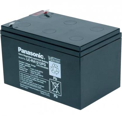 Panasonic LC - RA1212PG1- 12v / 12 Ah