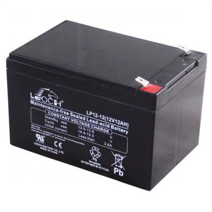 LEOCH батерии LP 12V 12Ah