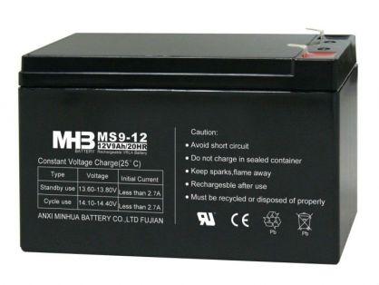 Батерия оловна акумулаторна  MHB MS9-12 12V 9Ah