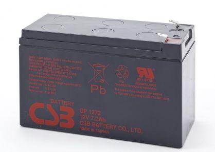 Elmag.bg CSB 8x12V 7.2Ah F2 (KIT12)