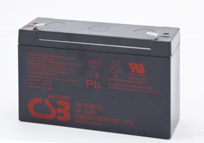 KIT23 CSB (4 х CSB-GP12160 - 12V /  12Ah  )