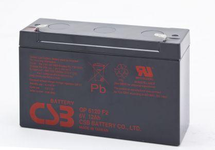 Батерии KIT27 CSB- 6V  12Ah 2бр