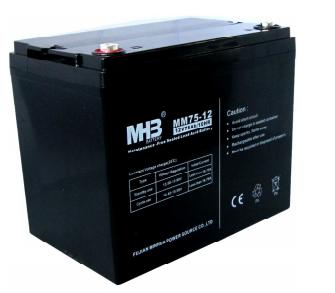 MHB MM75-12 12V 75Ah