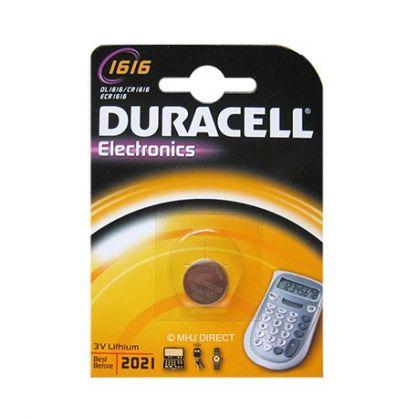 DURACELL CR-1616 - 3V / 55 mAh