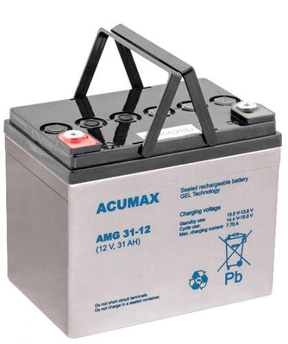 ACUMAX 12V 31Ah / AMG31-12