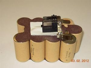 14.4V 2000mAh пакет батерия за винтоверт Panasonic