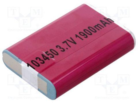 SAMSUNG ICR-18650-22P - 3.6V / 2200 mAh