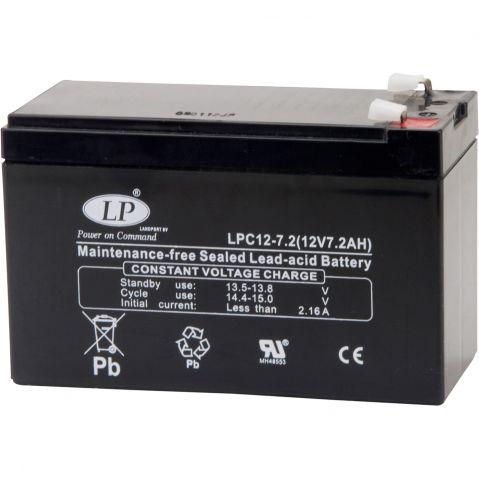 LANDPORT 12V 7Ah / LPC12-7.2 F1