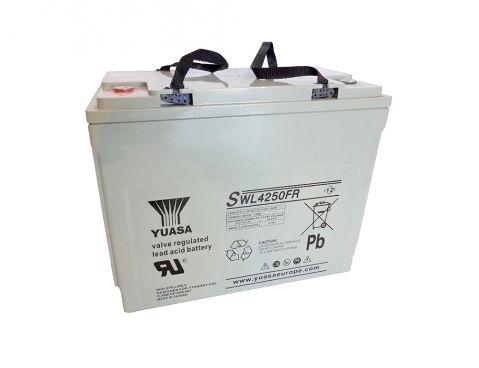 Yuasa  SWL4250FR   12V 150Ah