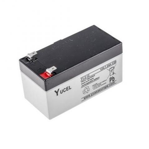 Yuasa Yucel  Y1.2-12 - 12V 1.2Ah