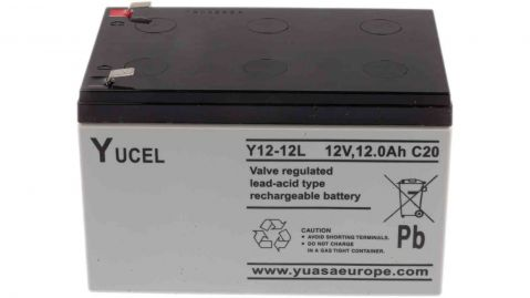 Yuasa Yucel Y12-12