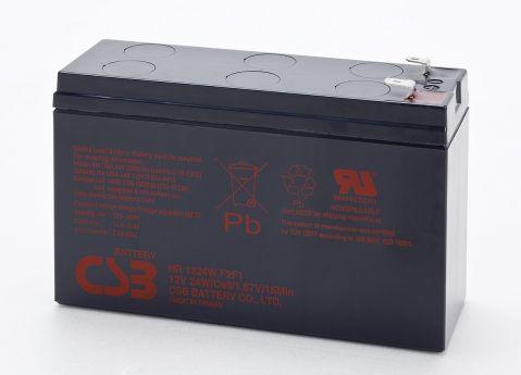 CSB HR1224W  12V / 6.4Ah