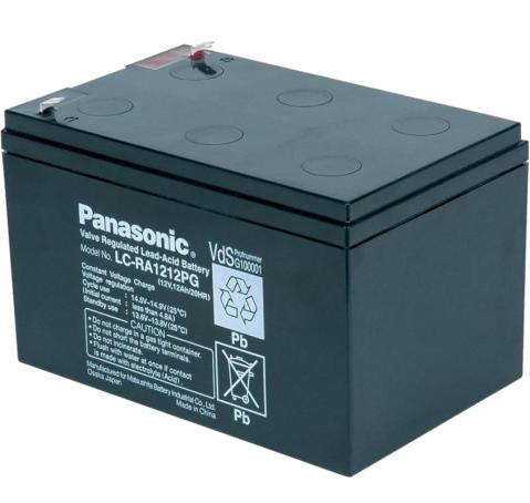 Panasonic LC-RA1212PG1 12v 12Ah