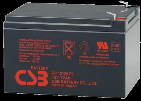 CSB GP12120 -12V / 12Ah