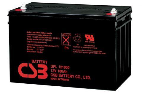 CSB GPL121000 -  12V / 100Ah