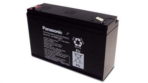 Panasonic - LC-R123R4PG - 12V/3.4Ah