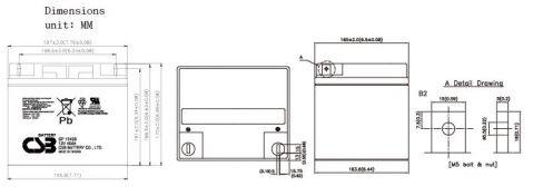 elmag.bg-CSB-GP12240-12V-40Ah-F2-VRLA-батерия