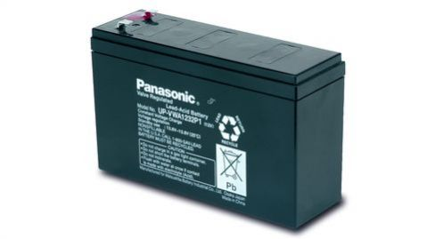 Panasonic 12V 6.7Ah F2 / UP-VWA1232P1