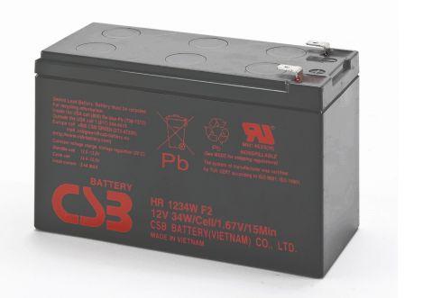 """Батерии """"KIT24"""" CSB-12V 9Ah 4бр"""