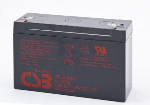 CSB 8x6V 12Ah  (KIT24)