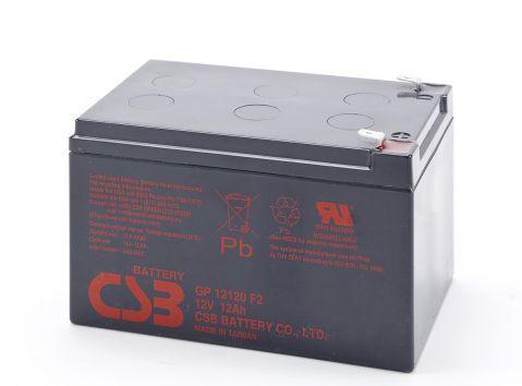 Elmag.bg CSB 4x12V 12Ah (KIT21)
