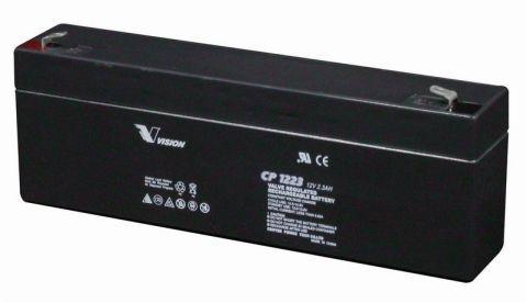 VISION 12V 2.3Ah / CP1223