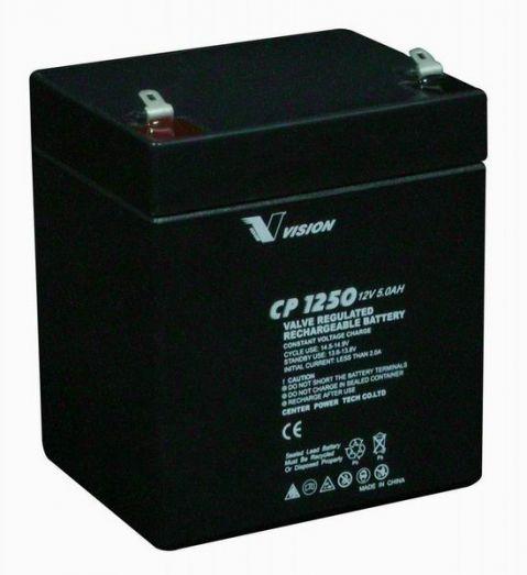 VISION 12V 5Ah / CP1250 F1