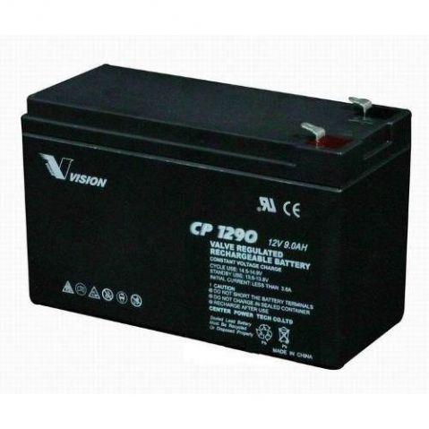 VISION 12V 9Ah / CP1290 F1