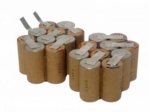 ABB 24V 3000mAh SC пакет батерия за винтоверт
