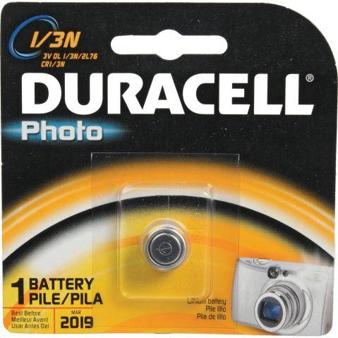DURACELL 1/3N /CR11108. 2L76/ - 3V / 160 mAh