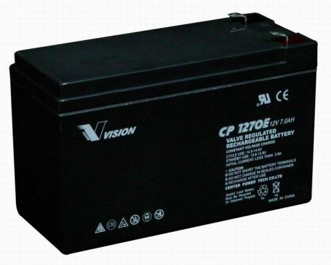 VISION 12V 7Ah / CP1270 F2