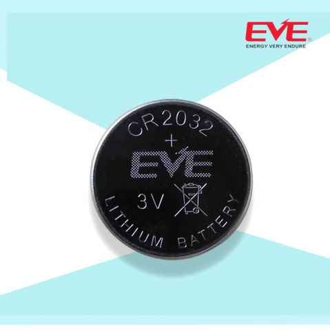 EVE CR-2032 - 3V / 225 mAh