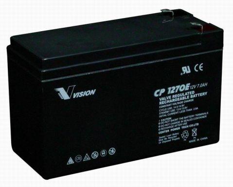 VISION 12V 7Ah / CP1270