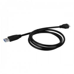 Захранващ кабел USB/micro USB - 1m