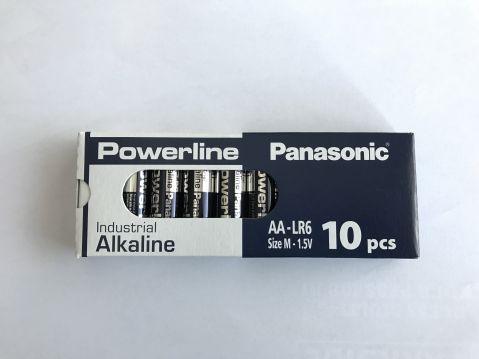 Panasonic LR6AD/B AA battery pack