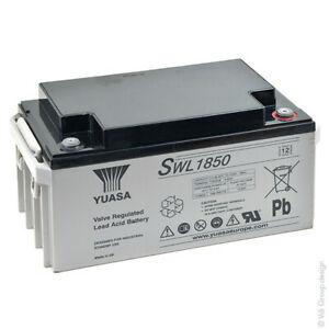 Yuasa SWL1850 - 12V 74Ah