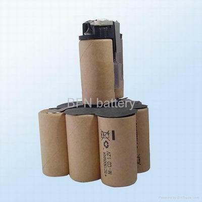 8.4V 1500mAh пакет батерия за винтоверт
