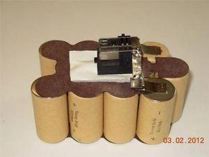 14.4V 1500mAh пакет батерия за винтоверт