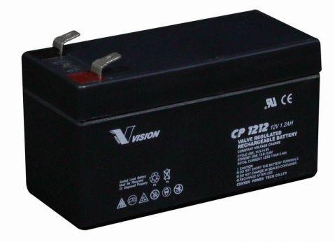VISION 12V 1.2Ah / CP1212