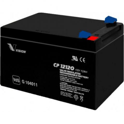 VISION 12V 12Ah / CP12120