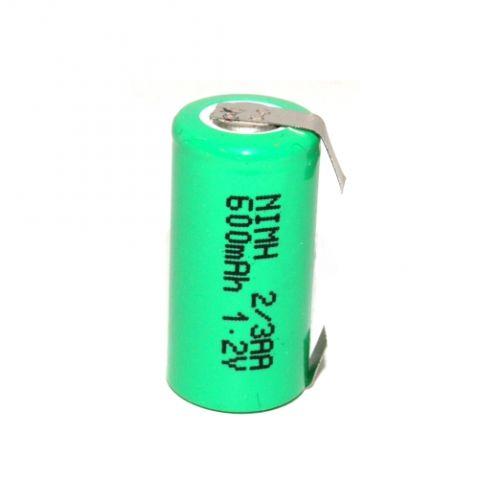 Акумулаторна батерияBH-2/3AA600 1.2V 0.6Ah
