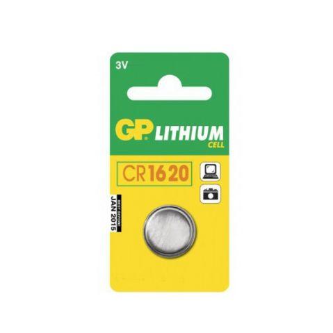 GP CR-1620 - 3V / 75 mAh