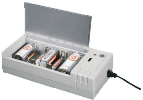 KCR-0328 - Универсално зарядно у-во за Ni-Cd/Ni-MH батерии