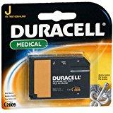 DURACELL 4LR61 - 6V / 500 mAh